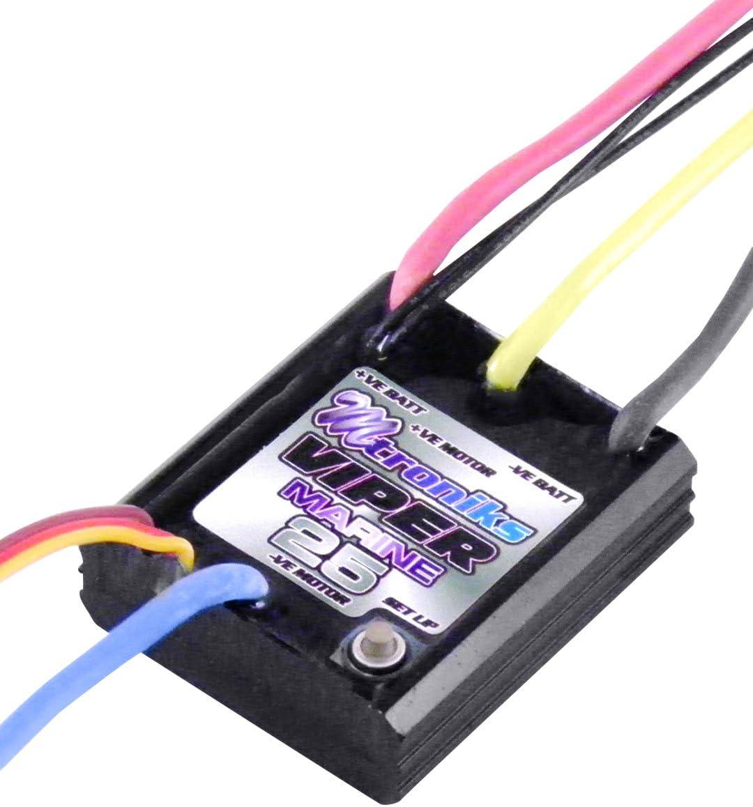 12/V 6 Carson R/égulateur Viper Marine 500906261/ /Conduite 25