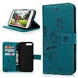 YOKIRIN iPhone 7 Plus Wallet Case, iPhone 8 Plus