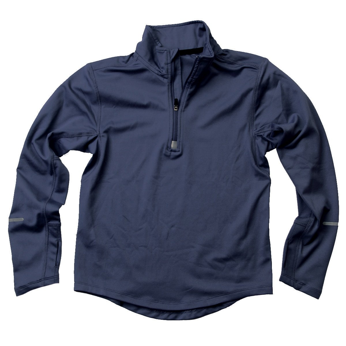 Wes and Willy Navy Performance Pullover