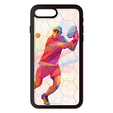 Funda móvil iPhone 7 Plus/iPhone 8 Plus Padel Volea 3D