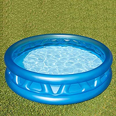 Vinteen Piscina Hinchable Swim Center Swim Center Family Lounge Pool, Piscina Hinchable elevable Familiar, 224 X 216 X 76 cm (tamaño : B): Amazon.es: Hogar