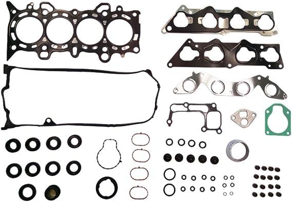 Cylinder Head Bolts for 01-05 1.7L Honda Civic EX HX DX VTEC D17A1 D17A2 D17A6