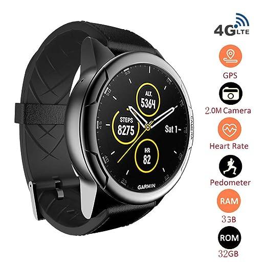Four Reloj Inteligente de Cuatro Unidades, 3 GB + 32 GB 4 G ...