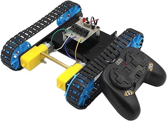 DIY TP101 Roboter Chassis Tank Arduino Smart Car Kit Mit Crawler Motor