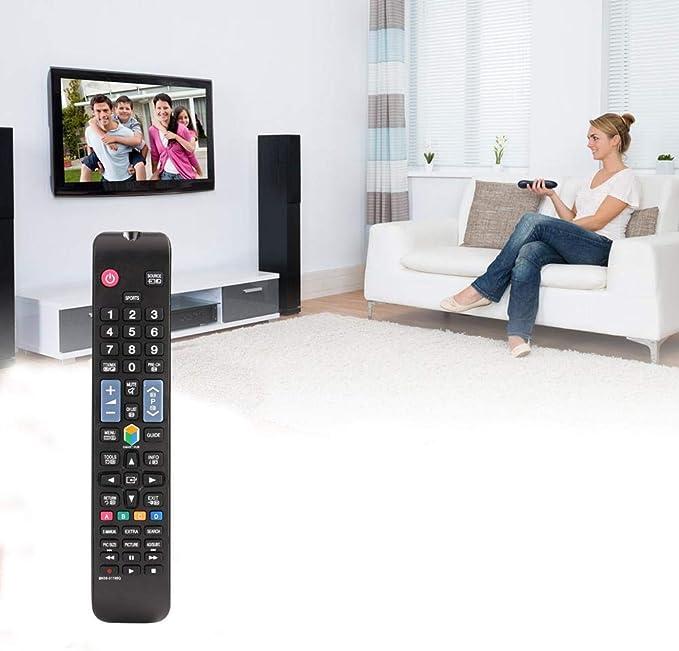 Repuesto Mando para Samsung TV fit para BN59-01198Q: Amazon.es ...