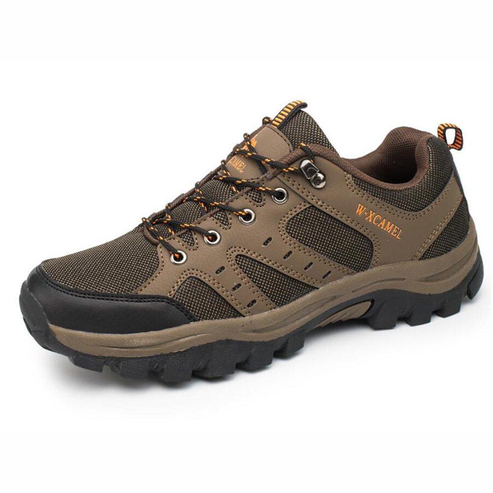Zapatos de Senderismo al Aire Libre, Zapatos Bajos para Ayudar a los Hombres a Correr con Agua, Zapatos de Viaje, Zapatos Casuales, Zapatos Antideslizantes (Color : UN, Tamaño : 41) 41|UN
