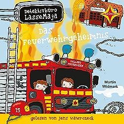 Das Feuerwehrgeheimnis (Detektivbüro LasseMaja 23)