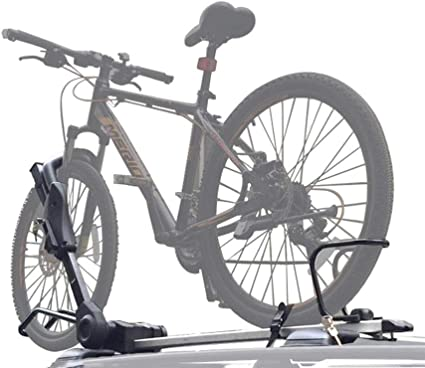 ZKORN Soporte para Bicicletas, Aluminio Portabicicletas de Techo ...
