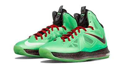 new concept 539a8 f0871 Amazon.com   Nike LeBron 10 China - Cutting Jade (541100-303) (14 D(M) US)    Basketball