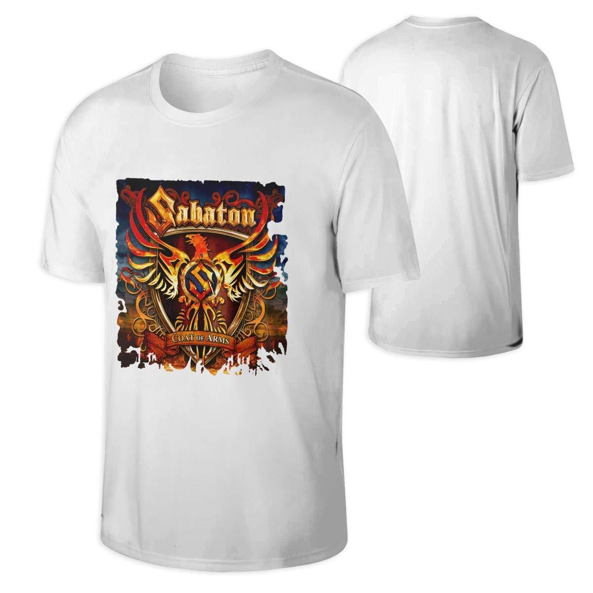 Cvvedcbf Mans Sabaton T Shirt Black,,4x-