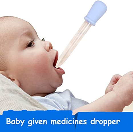 Aspirador nasal para bebé, de silicona, plástico, pipeta líquida ...