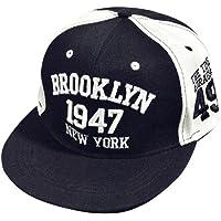 Clearance! Wensltd Unisex Embroidery Snapback Boy Hiphop Hat Adjustable Baseball Cap