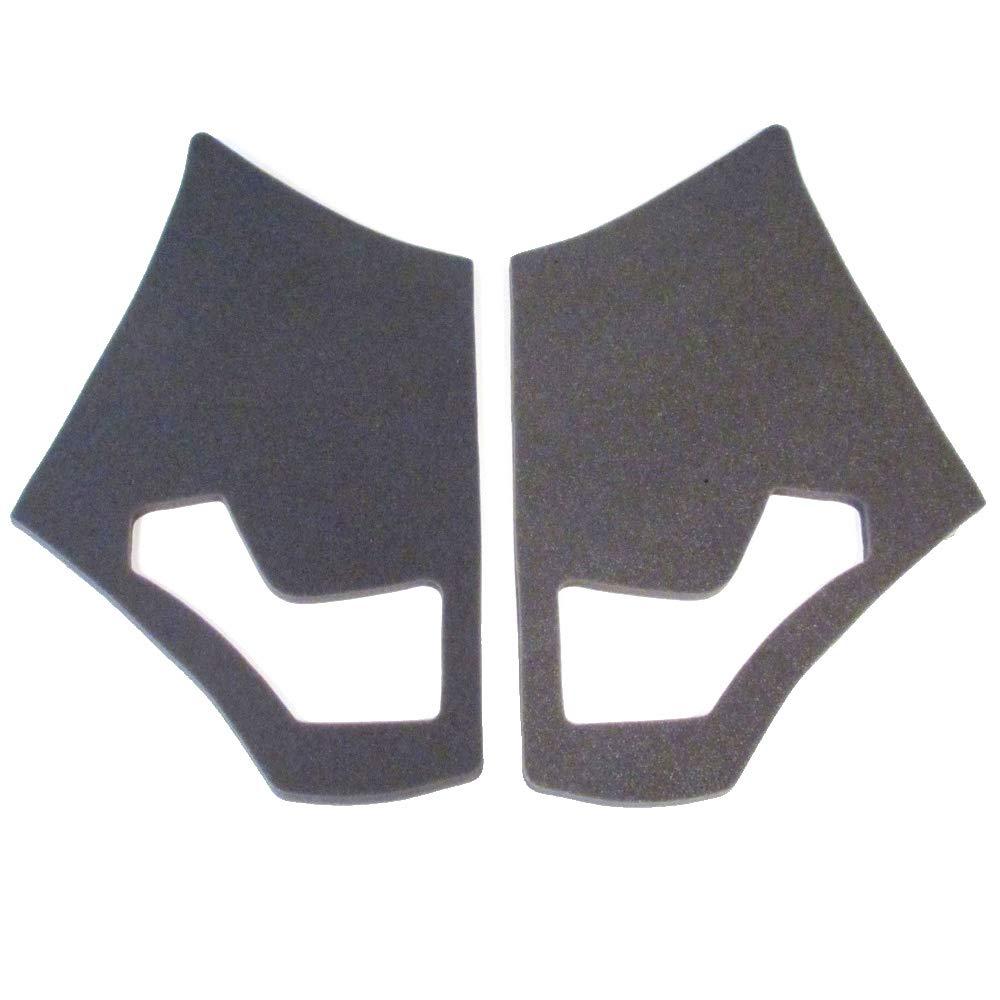 J&M Fairing/Speaker Acoustic Pads 1998-2013 Harley RoadGlide Fairing # FSAP-HDRG by J&M