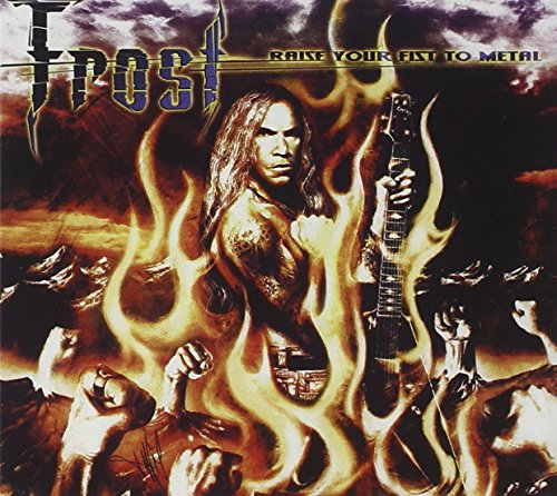 Raise Your Fist To Metal for sale  Delivered anywhere in USA