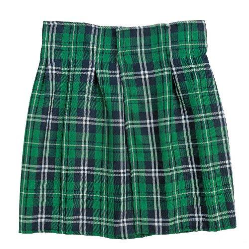 Green Plaid Costume Kilt (Irish Costume)