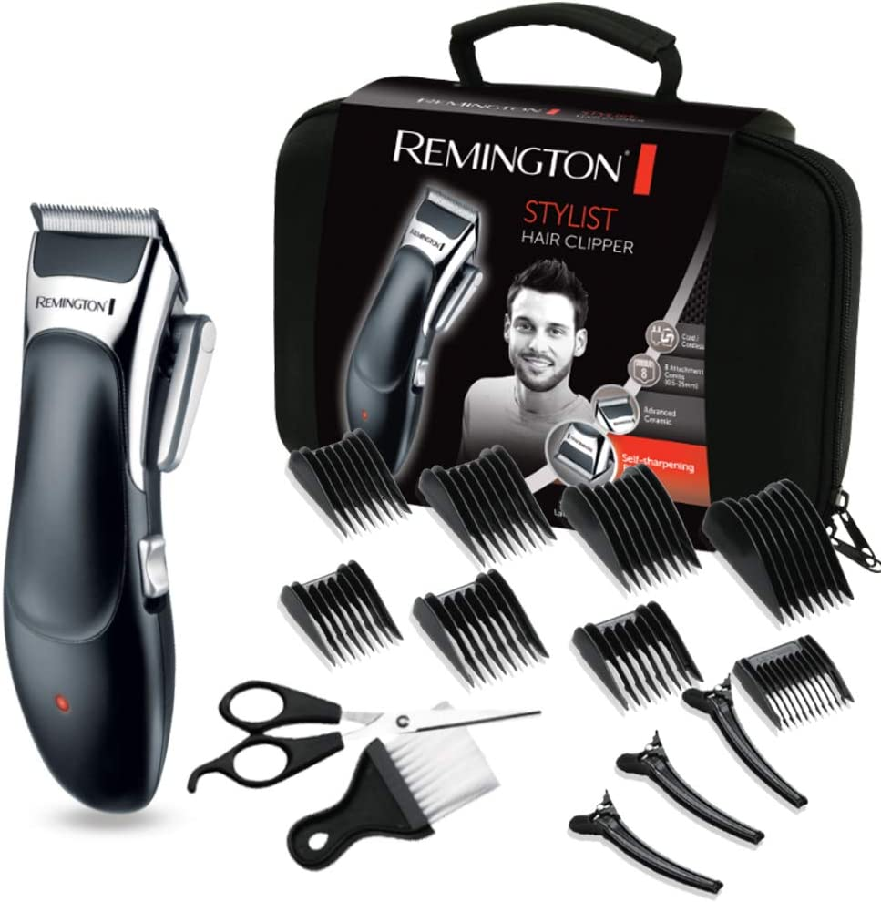Remington Hair Clipper from Stylist HC 100C, Pack of10