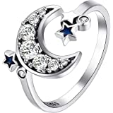 joyliveCY Fashion 925 Sterling Silver Jewelry Imperial Crown Luxury Elegant Party Ring Size 7