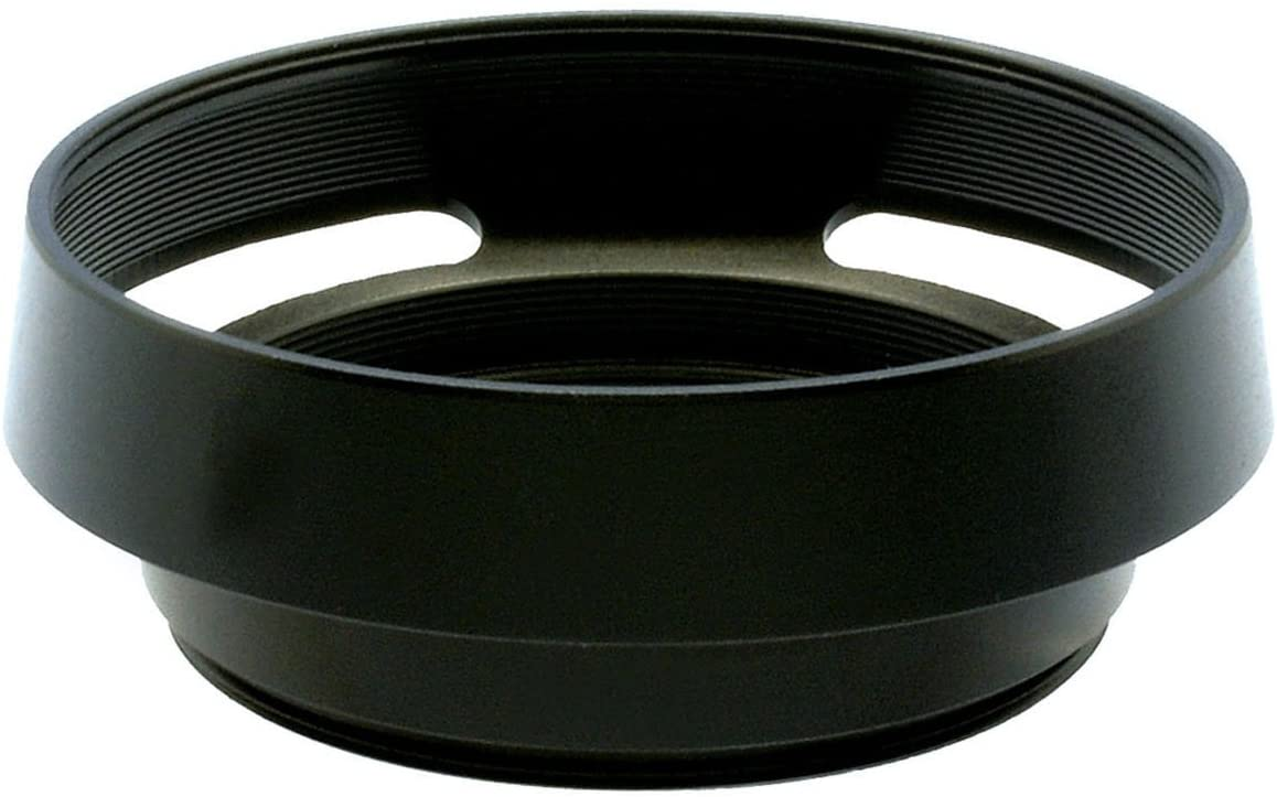 Gadget Place Black Vented Metal Lens Hood for Canon RF 24-240mm F4-6.3 is USM