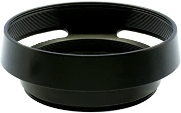 Cap for Rangefinders Photo Plus 52mm Metal Lens Hood