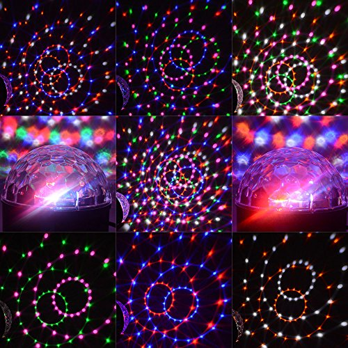BETOPPER Disco Ball Party Lights with MP3 Player Remote Control Disco Lights RGBWOP Colors LED Sound  sc 1 st  Desertcart Oman & BETOPPER Disco Ball Party Lights with MP3 Player Remote Control ... azcodes.com