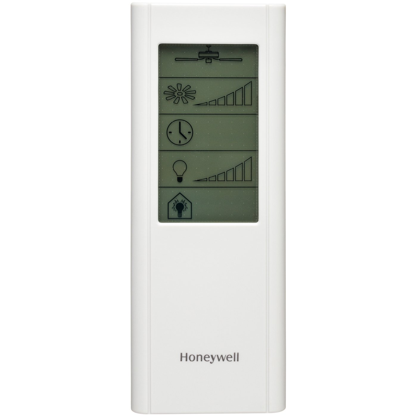 Honeywell Ceiling Fans 40013-01 LCD Touch Screen Universal Remote Control for Ceiling Fans Cream by Honeywell Ceiling Fans (Image #2)