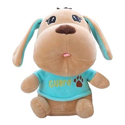Belle douce animaux jouets en peluche chien de bande dessin¨¦e jouet copine Kid anniversaire cadeau de No?l Creative, #F