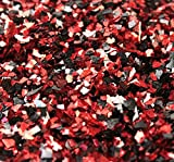Meyer Imports Red - Dark Fusion Glitter - 1 Kilo - DF40 - Red
