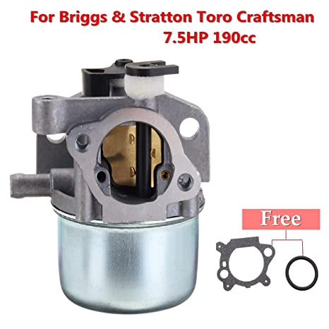 Sammiler - 22inch Carburetor Carb For Briggs & Stratton Toro