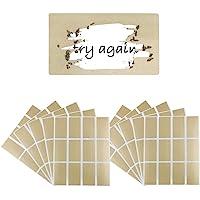 FLOFIA Etichette Adesive Adesivi Chiudipacco Fiocco Dorato Bowknot Stickers Adesivi per Decorazione Regalo Pacchetti Bottiglia Cartolina Biglietti d/'Auguri Compleanno Matrimonio Feste Bomboniere