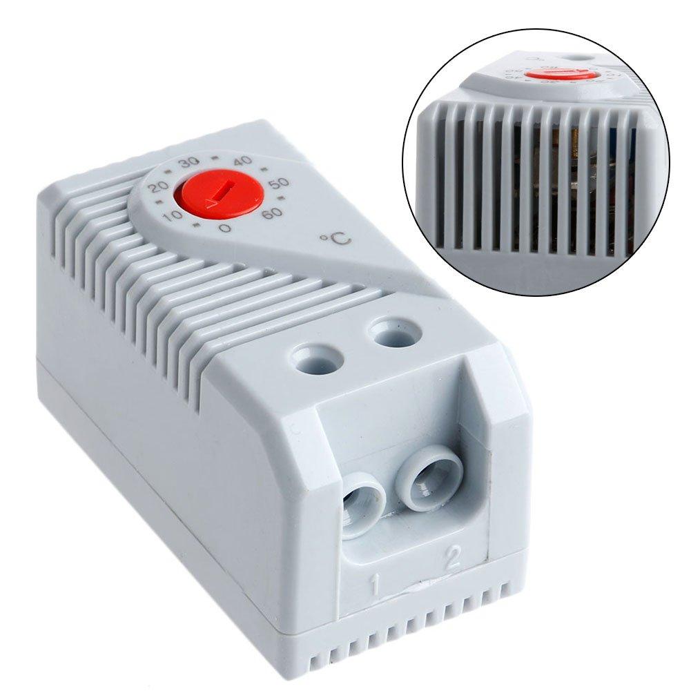 Besttse Thermostat KTO 011 R/égulateur de temp/érature de station debout normalement ferm/é