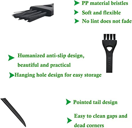 RQ11 Cabezales de Afeitado para Philips Norelco RQ11 Sensotouch 2D, Cuchilla de Afeitar de Recambio Poweka para Philips Maquinilla de Afeitar con Cepillo