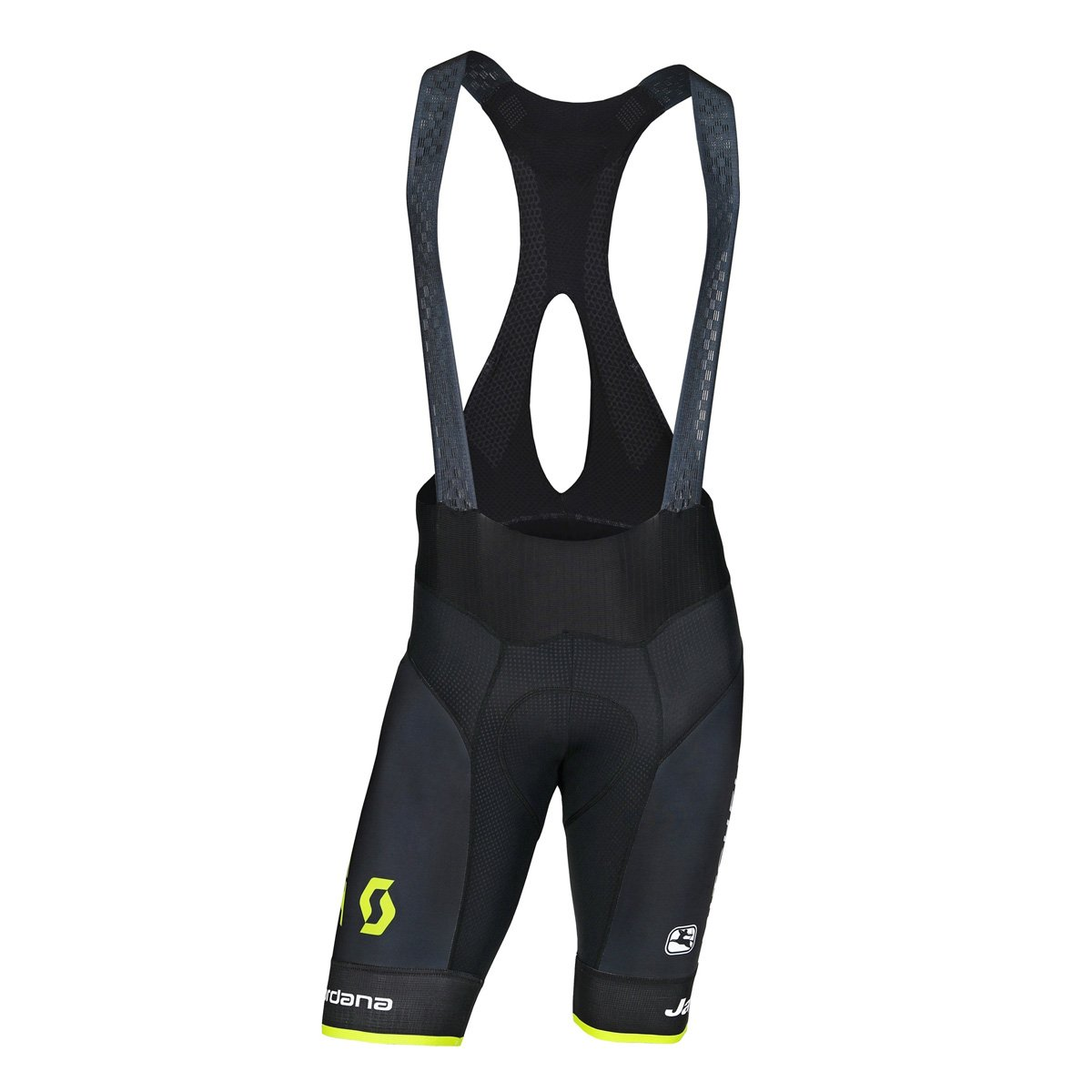 Giordana 2018 Mens Mitchelton-Scott FRC Pro Cycling Bib Shorts GICS18-BIBS-FRCP-MITC