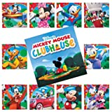 : Mickey Mouse Clubhouse Memory Matching Game (1ct)
