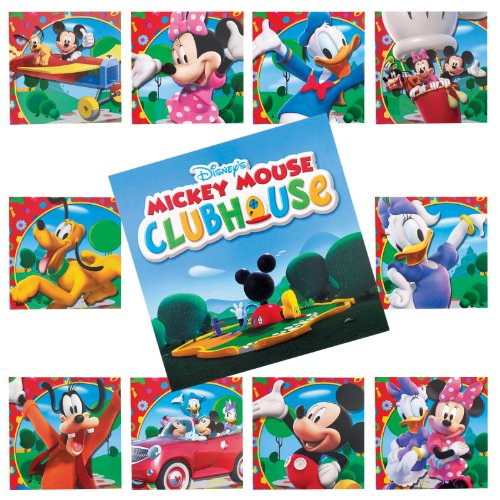 Mickey Mouse Clubhouse Memory Matching Game (1ct) (Mickey Mouse Clubhouse Games compare prices)
