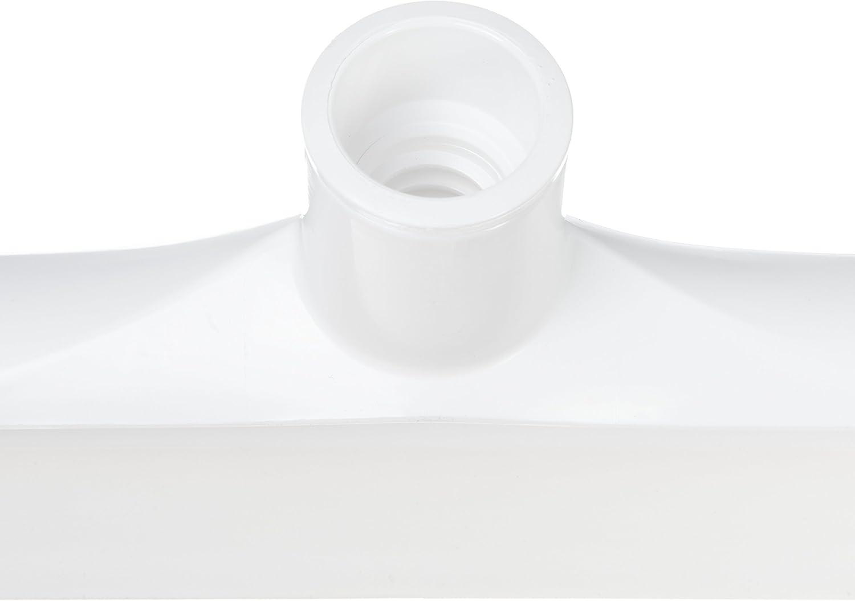 Carlisle 3656803 Solid One-Piece Foam Rubber Head Floor Squeegee 24 Length Black