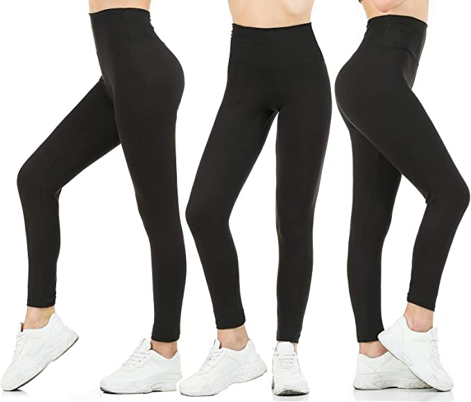 Free Amazon Promo Code 2020 for Womens Black High Waisted Leggings