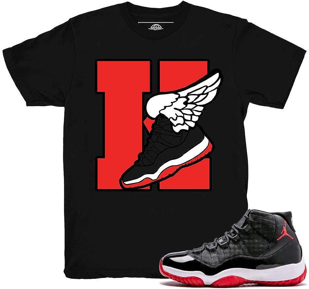 Bred 11 Big K Shirt to Match Jordan