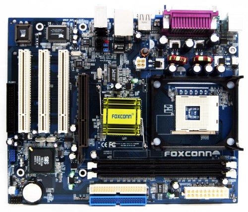 Foxconn Mb 661Mx Plus Sis 661Gx+964L Socket478 Ddr Fsb800 Agp 8X Uatx 10