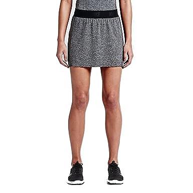 Nike Converge Seamless Golf Skort Womens Black/Black/Pure