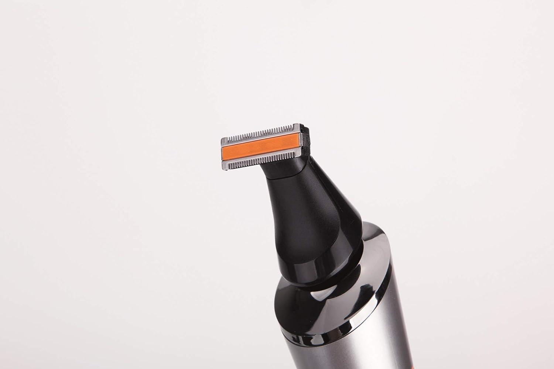 Jata MP34B Corta Barba Afeitadora 5 en 1 con Cabezales Extraíbles ...