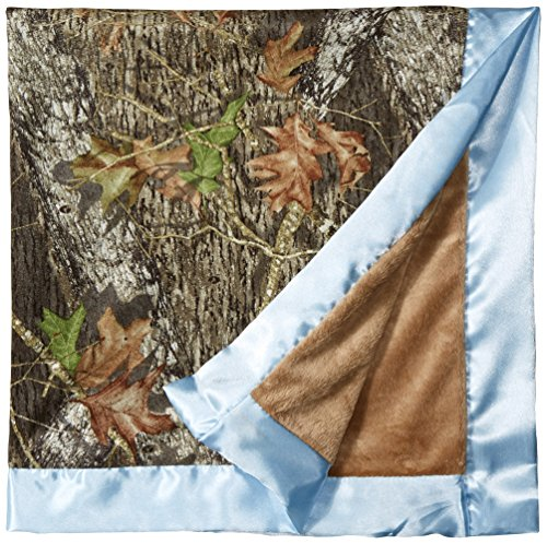 Carstens Mossy Oak Break Up Baby Blanket