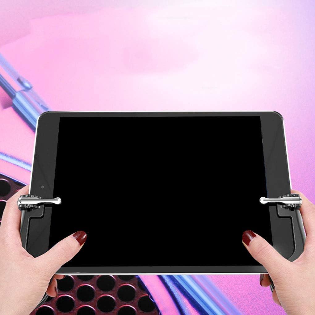 Flushzing Ersatz f/ür iPAD Tablet PC Touch Gaming Trigger-Schie/ßen Spiel Joystick Gamepad Phone Spiel Shooter-Controller