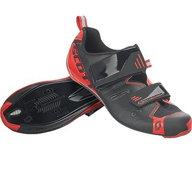 Pro Chaussures 2018 Scott Triathlon Vélo Rouge Tri Noir 5q3ALRj4