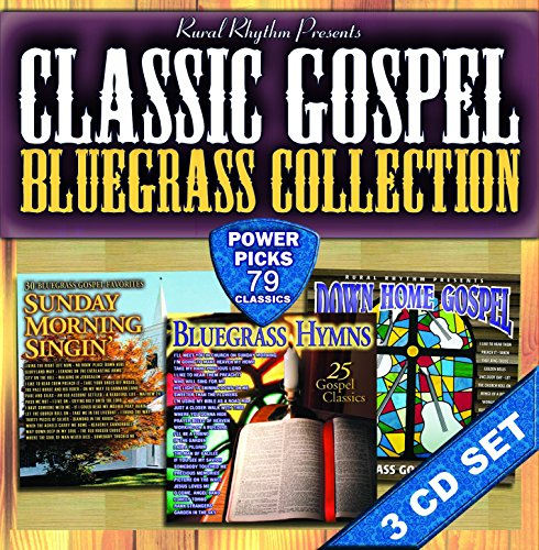 Classic Gospel Bluegrass Collection   79 Classics