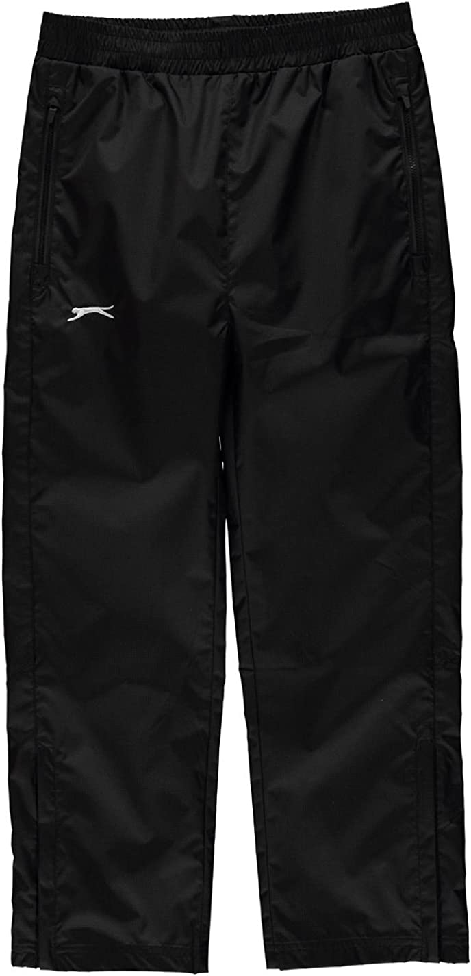 Slazenger Kids Boys Waterproof Pants Junior Trousers Bottoms