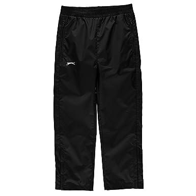 f3f272d2e364a Slazenger Boys Waterproof Pants: Amazon.co.uk: Clothing
