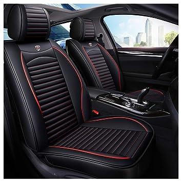 Fundas para asientos negro delantero kos mercedes c