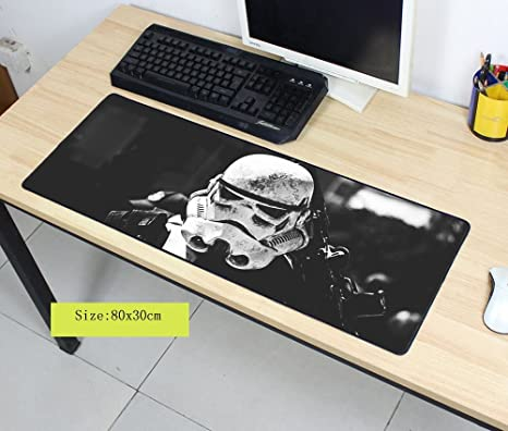 db41a46b4907e wars mouse pad Fashion mouse mat laptop padmouse notbook computer 800x300mm  gaming mousepad HD pattern gamer play mats
