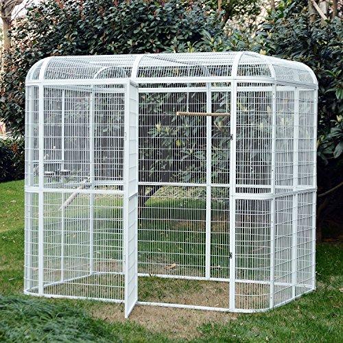 outdoor aviary - 9