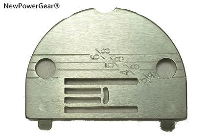Sewing Machine Slide Plate Z11063